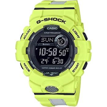 [カシオ] 腕時計 ジーショック 歩数計測 Bluetooth 搭載 GBD-800LU-9JF メンズ