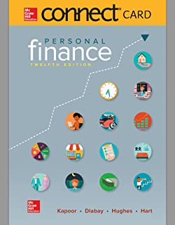 Personal Finance McGraw-Hill Connect Access Code