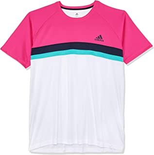 adidas Men's CE1429 Club Color Block T-Shirt