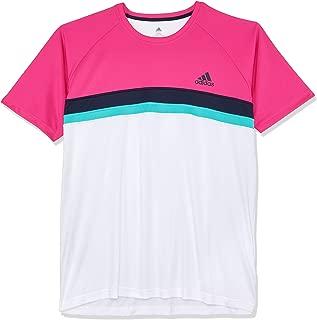 adidas Men's CE1429 Club Color Block T-Shirt