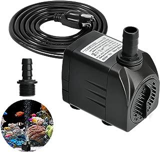 Best backyard water pump Reviews