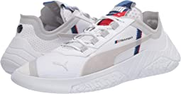 Puma White/Puma White/Blueprint