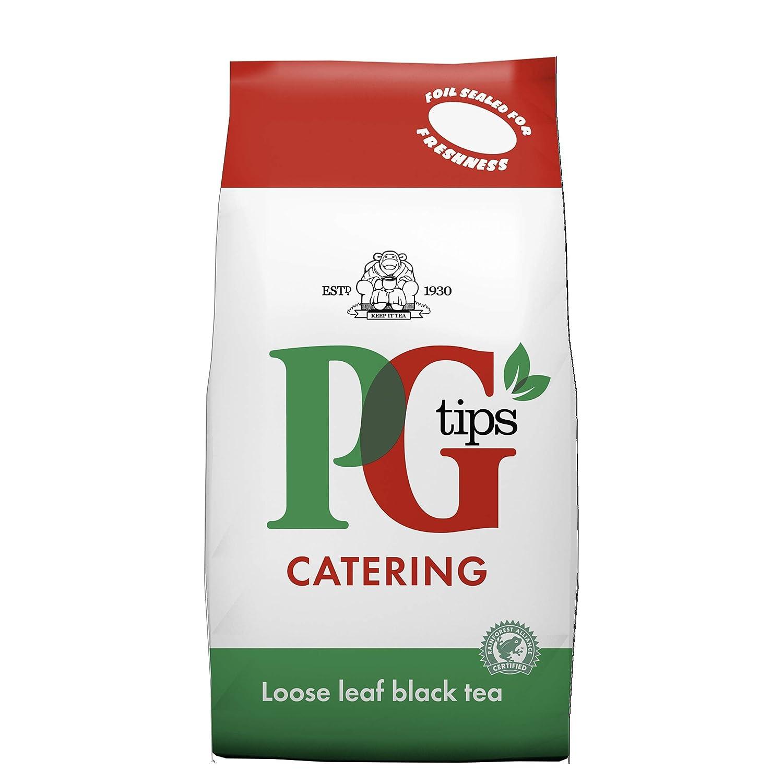 PG Tips National uniform free shipping Loose Leaf Black Pound 35% OFF Tea 3.3