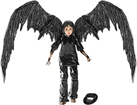 """Bandai Billie Eilish 6"""" Collectible Figure Good Girls Go To Hell Doll Toy with Music Video Inspired Clothes and Set Backdrop"""