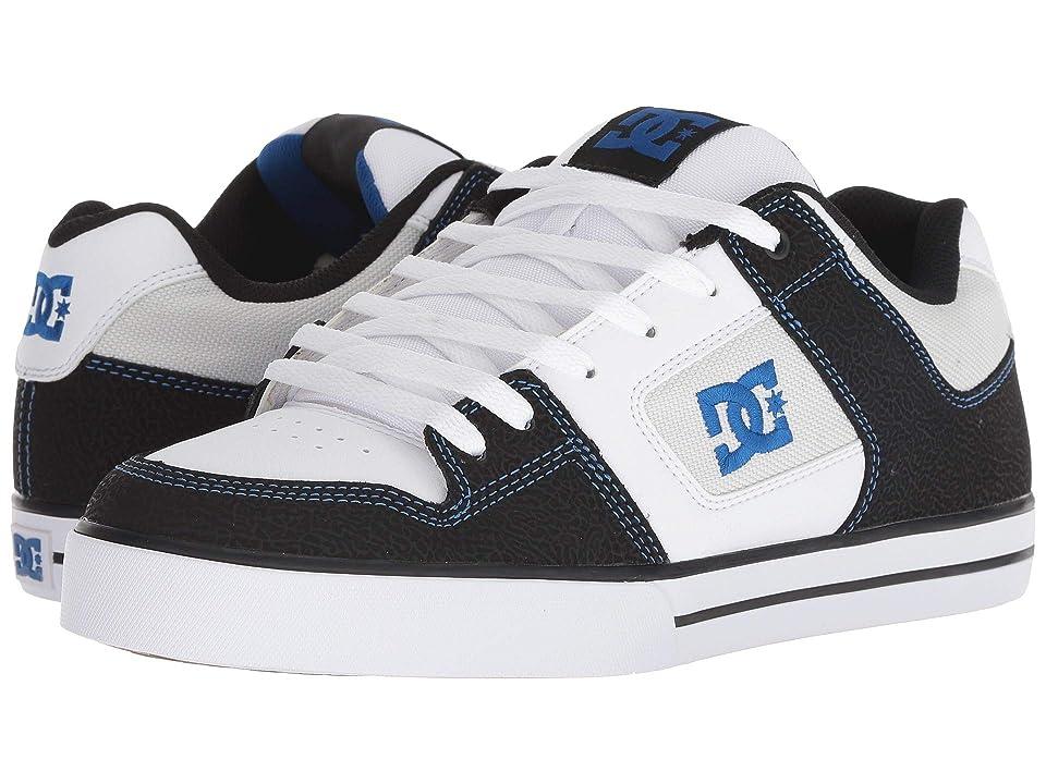 DC Pure (Black/White/Blue) Men
