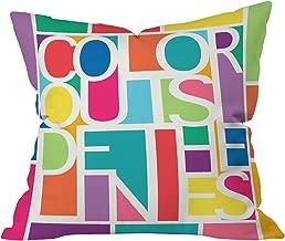 """وسادة أريكة مطبوع عليها Jacqueline Maldonado Acquiesce 1 من Deny Designs, 26"""" x 26"""""""