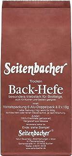Seitenbacher Hefe Vorratspack 6x20g, 3er Pack 3 x 120 g