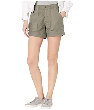 Volcom Army Whaler Shorts (Army Green Combo) Women