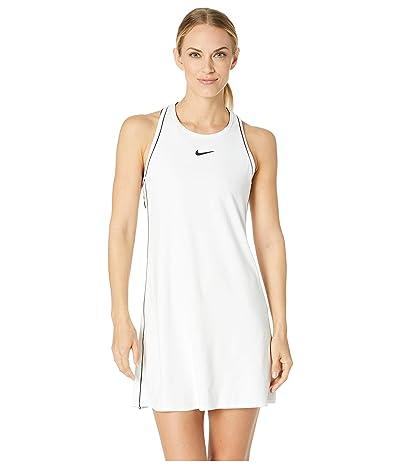 Nike Court Dry Dress (White/White/White/White) Women