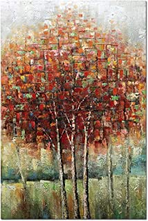 Best fall oil paintings on canvas Reviews