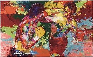 Leroy Neiman - Rocky Knockout - Rocky Vs. Apollo Offset Lithograph