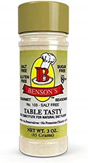 Best table salt ingredients Reviews