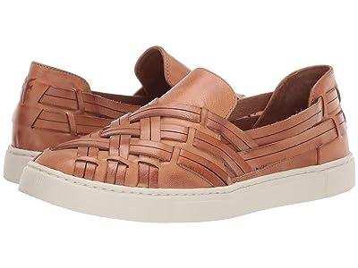 Frye Ivy Huarache Sneaker (Camel) Women