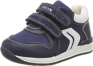 Geox B Rishon Boy A, Sneakers Basses Garçon