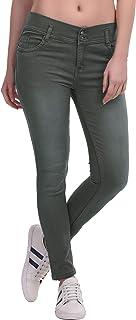 Raiter Women's Skinny Fit Jeans