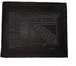Team Sports America NY Rangers Bi-Fold Wallet
