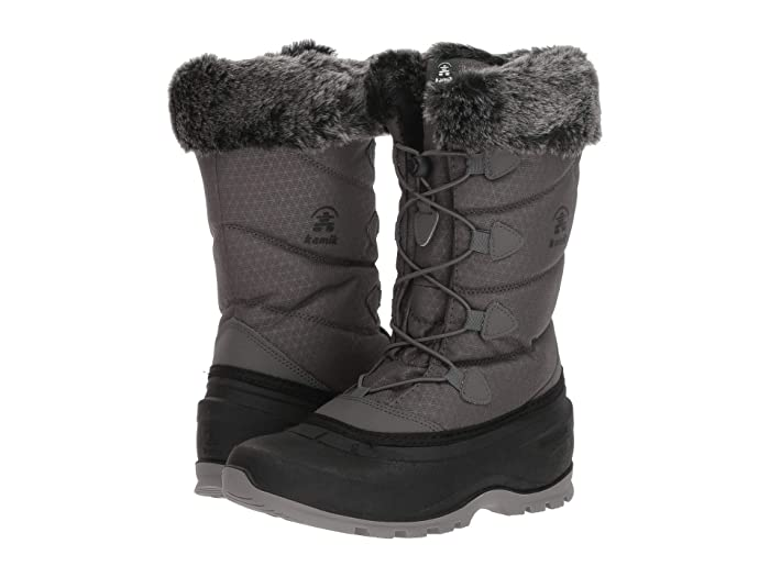 Kamik  Momentum 2 (Charcoal) Womens Cold Weather Boots