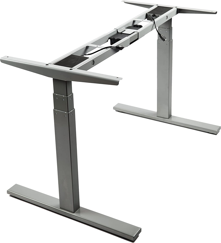 Vwindesk LJ201-S3 Daily bargain 2021 spring and summer new sale Electric Height Adjustable Standing Frame Desk