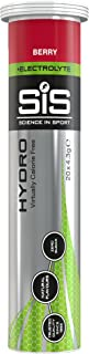 SCIENCE IN SPORT GO Hydro Drink Tabs - 20 Tablet Tube, Berry