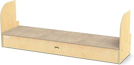 "product image for ""Jonti-Craft 1046JC iRise Standard IWB Step, 72"""", 9"""" Height"", Gold"