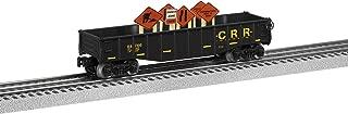Lionel Chicago Northwestern Ore Car, Electric O Gauge Model Train Cars, 6-Pack