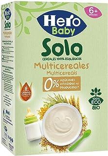Hero Baby Solo Multicereales Papilla procedente de