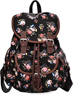 School Bags, Pencil Cases & Sets Cartoon Girl Swinging Cloud Classic Cute Waterproof Laptop Daypack Bags School College Causal Backpacks Rucksacks Bookbag for Kids Women and Men Travel with Zipper and Inner Pocket