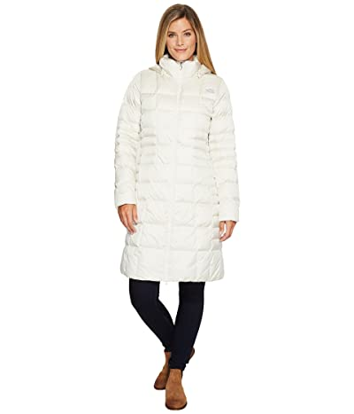 The North Face Metropolis Parka II (Vintage White) Women