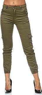 Amazon.it: pantaloni cargo donna: Abbigliamento