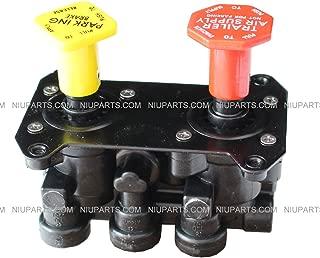 MV-3 REP 800516 065167 TRAILER PARKING BRAKE MV3 DASH CONTROL VALVE MODULE