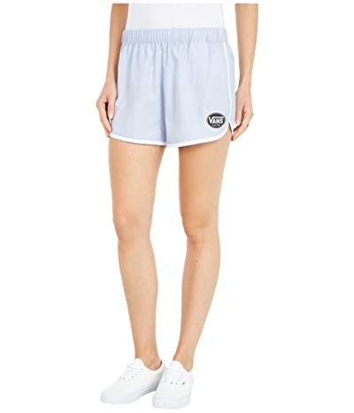 Vans Ramp Tested Shorts (Zen Blue) Women