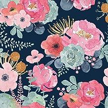 Amazon Com Large Floral Wallpaper