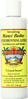 Maui Babe After Browning Tanning Lotion 8 Ounces