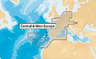 Navionics MicroSD Navionics Plus 46XG Europa Central y Occidental