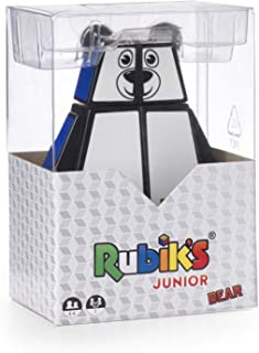 Rubik's Junior Ourson | Puzzle Animal Original à Manipuler pour Enfants, Jouet Facile à saisir