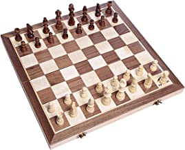 TA Sport Wooden Chess Set