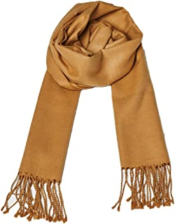 High Style 100% Brushed Pure Silk Men and Women Scarfs (Various Colors and Designs)