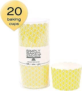 large cupcake baking cups