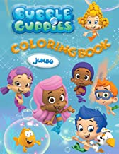 Bubble Guppies Coloring Book: Bubble Guppy Coloring Book Great Coloring Book For Fun And Relaxation (Ages 3-8)