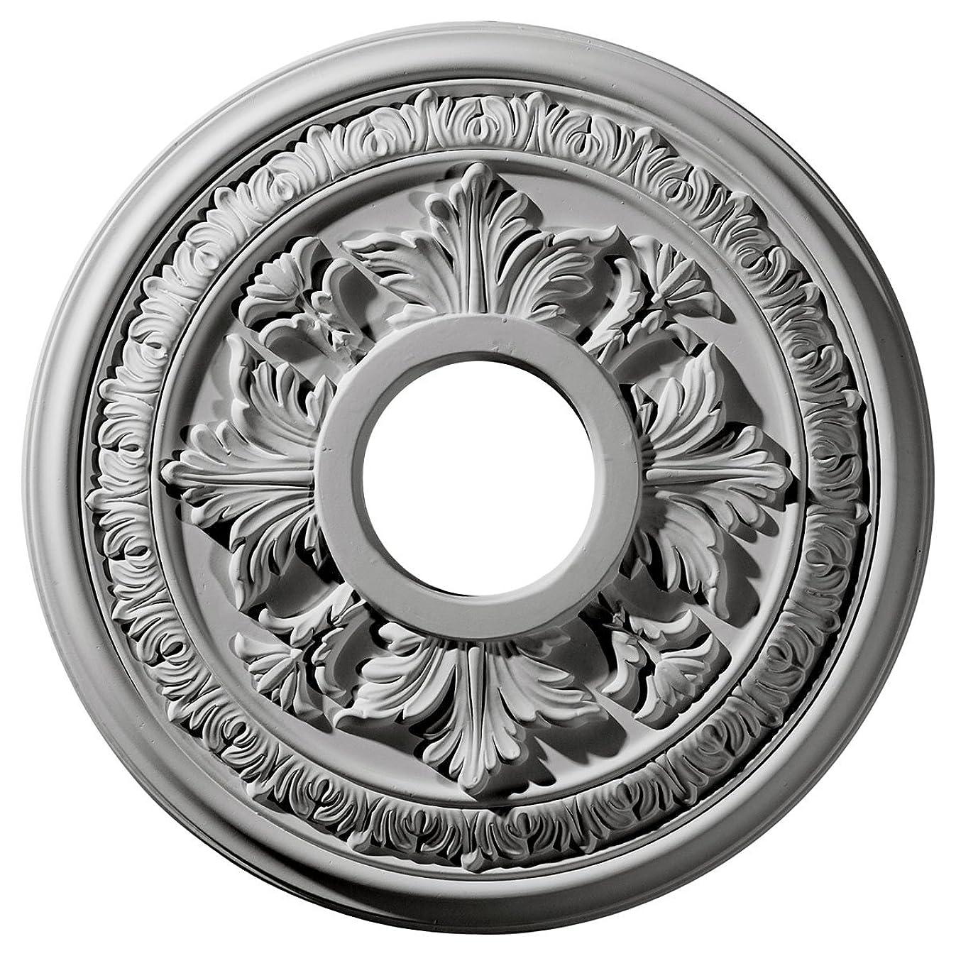 Ekena Millwork CM15BA Ceiling Medallion, Primed