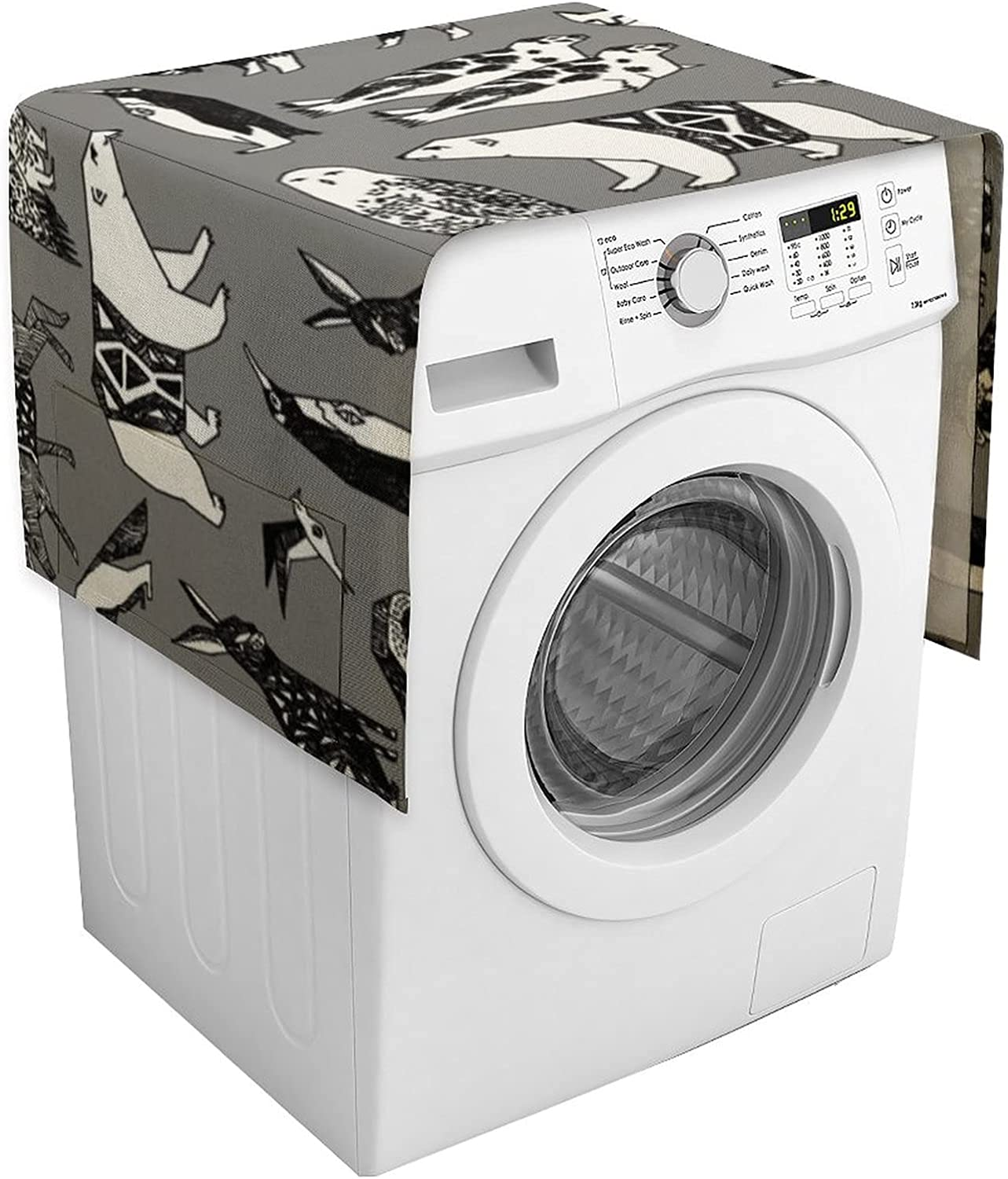 Multi-Purpose New item Washing Machine Covers Washer Ranking TOP15 Appliance Protector