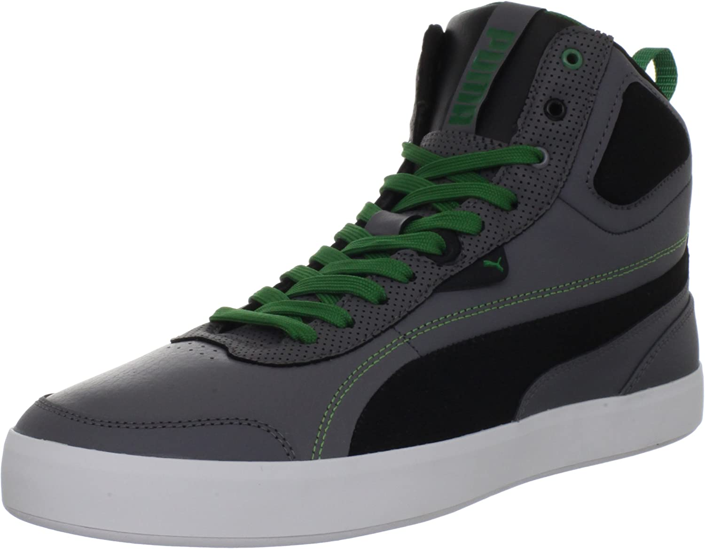 PUMA Men's Suburb Mid L PN Fashion Sneaker