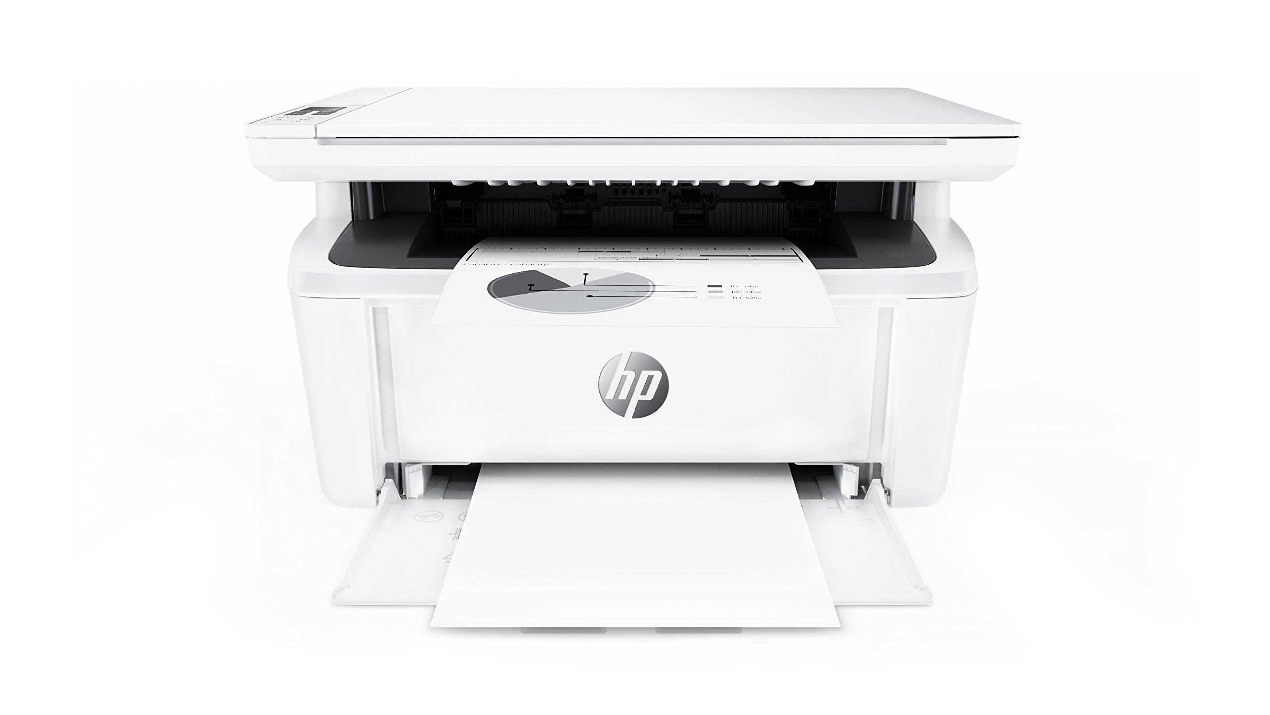 HP Laserjet Wireless Printer Y5S53A