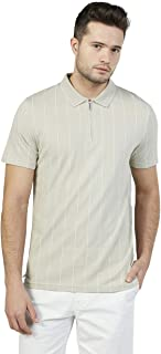 Iconic Men's 2300343 NARCOS Polo Shirt, Beige