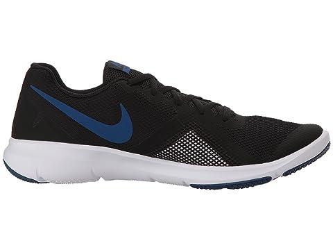 Nike Azul Blanco Negro II Gimnasio Control Flex W6xnYxH