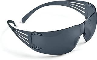 3M SecureFit Safety Glasses SF302AF, Gray Lens, 20 EA/Case