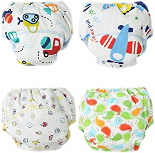 Unisex Baby Toddler Potty Training Pants Reusable