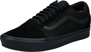 VANS Ua Comfy Cush Old Skool Men's Athletic & Outdoor Shoes, Black
