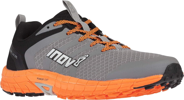 inov-8 Parkclaw 275 Shoes Men Grey/orange Schuhgröße UK 12 EU 47 2019 Laufsport Schuhe B07H71BQ6T  | Marke