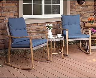 faux wood garden furniture